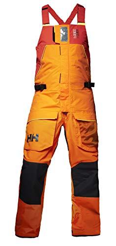 (Helly Hansen Womens Skagen Offshore Bib - Blaze Orange,M)