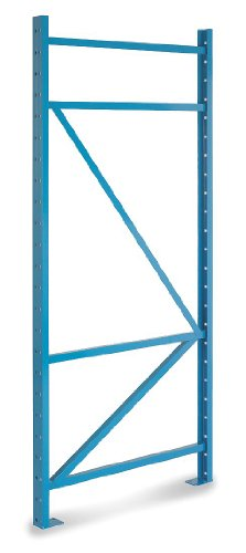 (Steel King Upright Frame For Structural Pallet Racks - 48X120