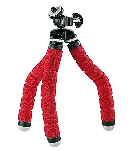 flexible cámara trípode para cámaras réflex, pequeño 18 cm: Amazon ...