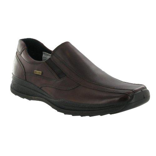 Soufflet Cotswold En Jumeau Chaussure Noir Naunton Cuir Impermable qRFRP5