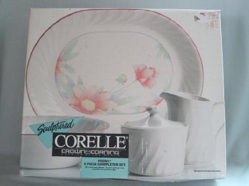 corelle covered serving dishes - 5