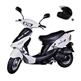 TAO SMART DEALSNOW Brings Brand New 50cc Gas Fully Automatic Street Legal Scooter TaoTao ATM50-A1 with DOT approved HELMET & TRUNK...