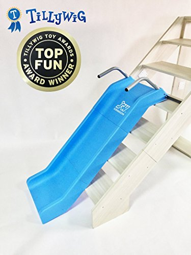 Indoor Stair Slide Toy playset Toys – Kids/Toddler/Boys/Girls Safe Playground Children on Stairs – Parents/Grandparents Gifts to Your Precious Ones by SLIDEWHIZZER (Image #7)