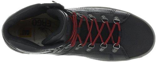 Caterpillar Men's Brode Hi Work Boot,Black,7.5 M US