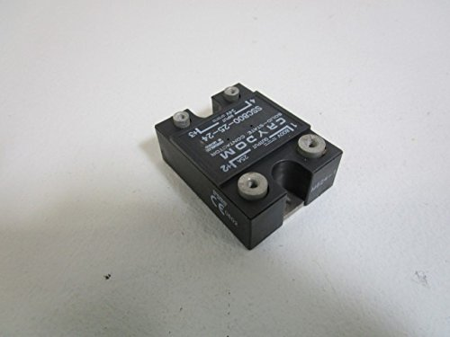Crydom Ssc800-25-24 Solid State Relay Panel Mount Control Voltage 24V B0140MGMZK