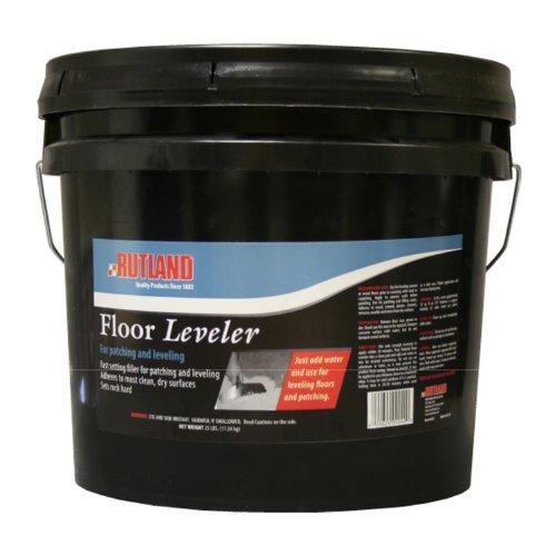 Rutland Floor Leveler - Fast Setting, Trowel Grade 25 Lbs. (Floor Leveler Concrete)