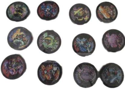 Amazon 妖怪ウォッチ 妖怪メダル バスターズラムネ 2 メダル コマ