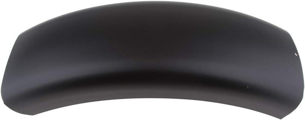 #2 240x160mm Noire SDENSHI Garde-Boue Avant Aile Arri/ère en Acier Universel pour VTT Motos