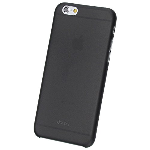 coque iphone 6 mat noir