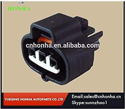 Amazon.com: Davitu 3 Pin wire harness Connector For VSS Toyota 1JZ on terminal block pin connector, tube pin connector, 10 pin connector, 6 pin molex connector, power supply pin connector, obd 16 pin connector, 14 pin connector, spring pin connector, ecu pin connector, pcb pin connector, seal pin connector, speaker pin connector, plug pin connector,