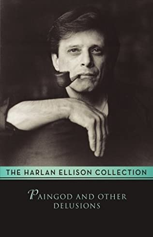 book cover of Paingod and Other Delusions