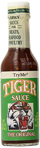 Try Me Sauces Tiger Sauce, 5 Ounce (Pack of 6)