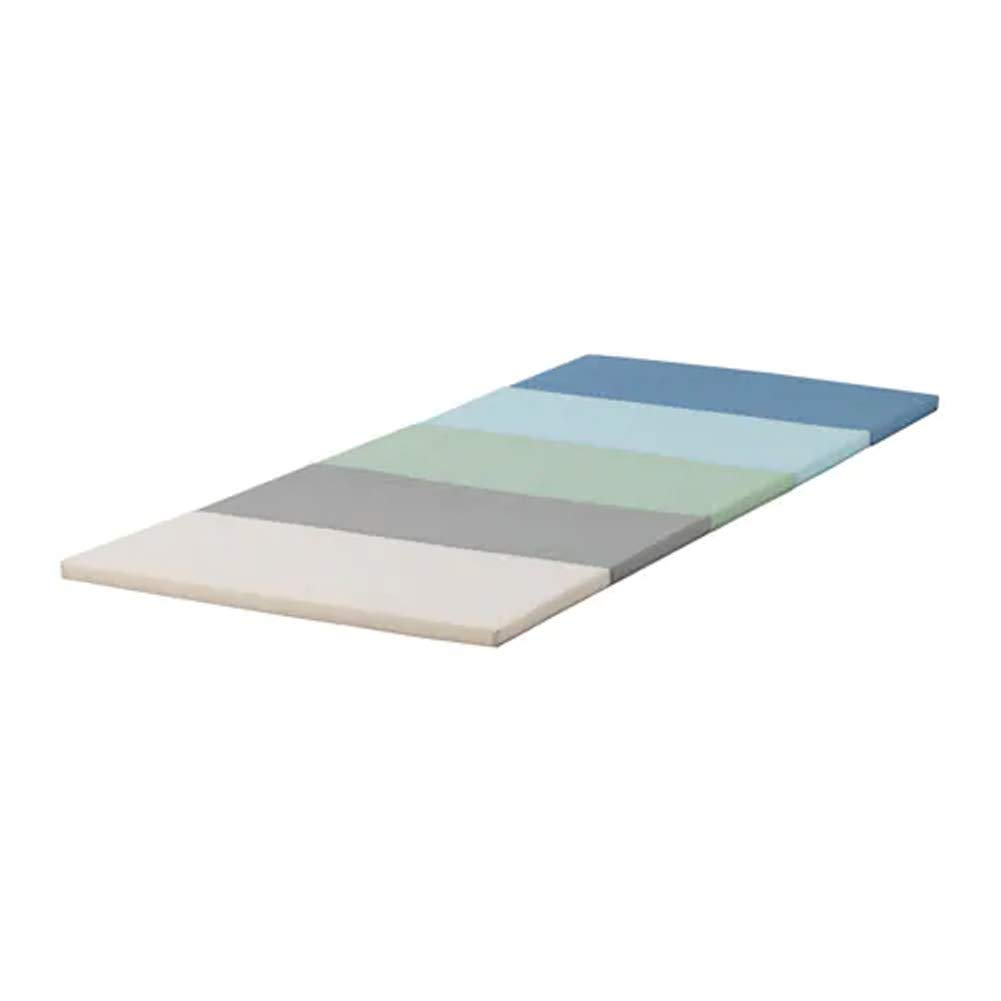 Colchoneta Plegable para ni/ños IKEA PLUFSIG Color Azul