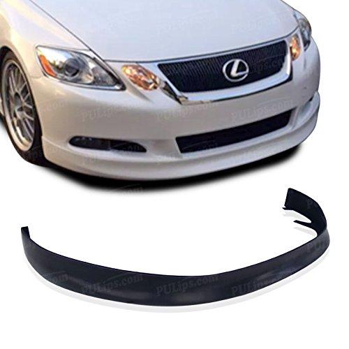(V-Spec Style Front Bumper Lip For Lexus GS 2008-2011)