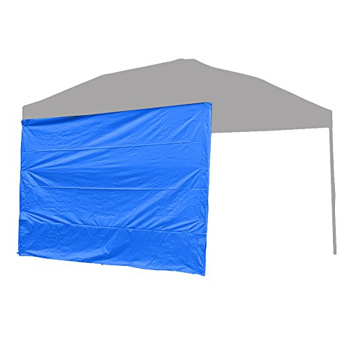 Cheap  NINAT Side Sunshade Privacy Panel Wall for 10 ft Gazebos Canopy Tent..