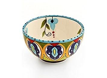 Espana Bocca Fruit Bowl  sc 1 st  Amazon.com & Amazon.com | Espana Bocca Fruit Bowl: Serving Bowls u0026 Tureens