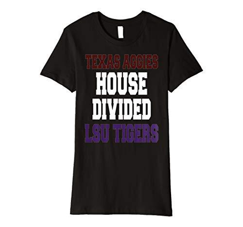 Football House Divided T-shirt