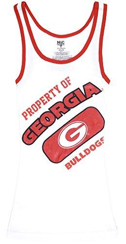 georgia bulldogs tank top - 8