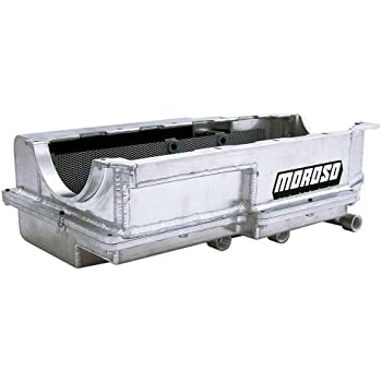 Moroso 21592 Pro Stock Oil Pan for Donovan 500//700 Engines