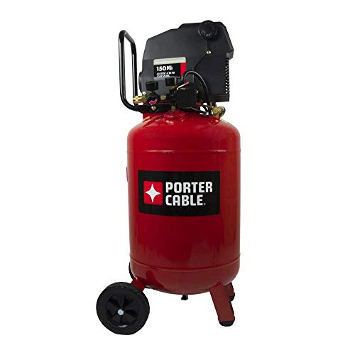 Porter Cable PXCMF220VW 20-Gallon Portable Air Compressor Re