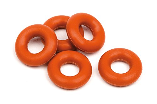 HPI Racing 6819 Silicone P-3 O-Ring, Red