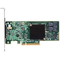 INTEL RAID CONTROLLER LP MD2 RAID 0,1,1E,10,JBOD. 8 PORTS - RS3UC080