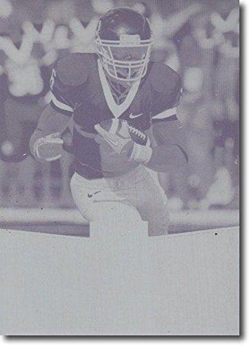 Sanus Plate - 2012 Leaf NFL DRAFT Mohamed Sanu Rookie Rutgers Press Plate 1/1