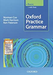 Oxford Practice Grammar - New Edition: Basic - International Edition - Student's Book with Key, Tests and Practice-Boost CD-ROM