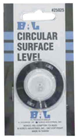 BAL 25025 Surface Level Circular Quantity 5 by BAL R.V. Products Group
