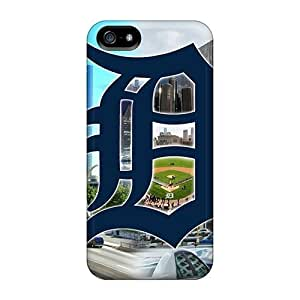 Premium [XNYPfOS1254dcAYJ]detroit Lions Levelandrowns Diy For SamSung Galaxy S5 Case Cover Eco-friendly Packaging
