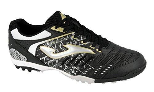 Joma Maxima, Zapatos de Futsal Unisex Adulto Negro (Black)