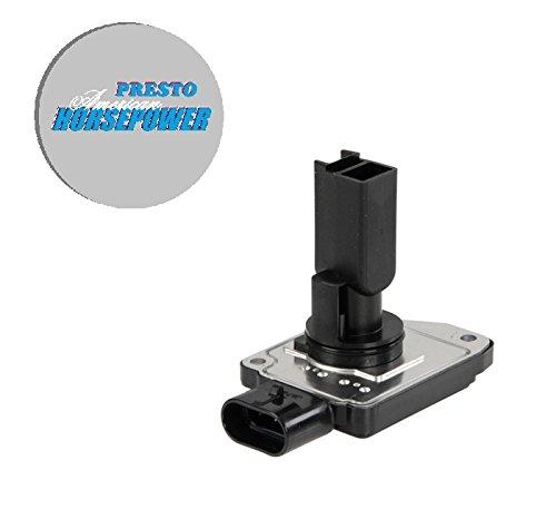 Presto American Horsepower Mass Air Flow Sensor fits General Motors with PAH Coaster PAH-12568877