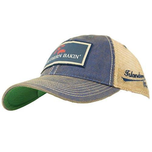 Islanders Southern Bakin Old Favorite Trucker Hat, Blue, One Size