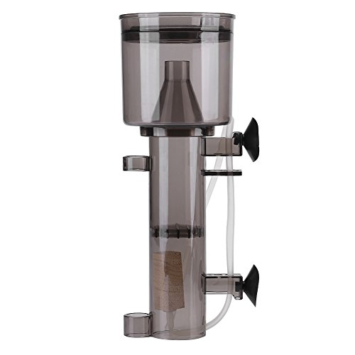 Aquarium Protein Skimmer Hanging On Pump Saltwater Filter Internal Water Tank Filter for Marine Aquarium(#1)