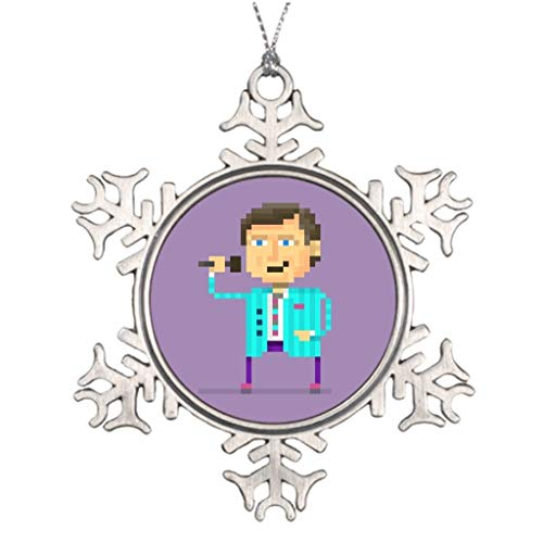 Cheyan Orator Personalised Christmas Tree Decoration Life Skills The Snowflake Ornament Shop