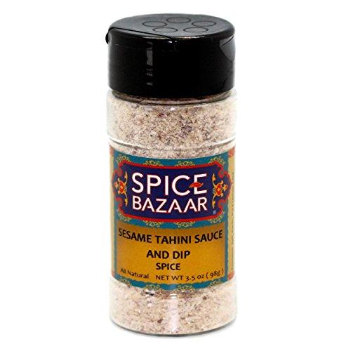 Spice Falafel (Spice Bazaar Sesame Tahini Sauce & Dip Spice - 3.5 oz)