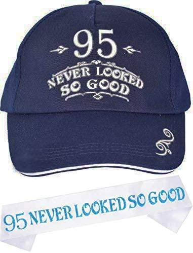 95 Never Looked so Good Hat & Sash for Men