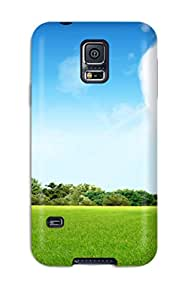 Queenie Shane Bright's Shop Best 8308025K85021246 Durable Case For The Galaxy S5- Eco-friendly Retail Packaging(home Fantasy)