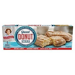 Little Debbie Donut Sticks, 6 Count