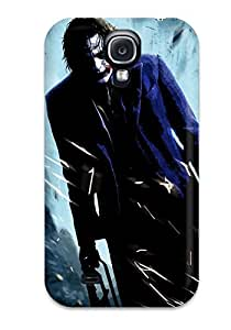 Galaxy High Quality Tpu Case/ The Joker Case Cover For Galaxy S4