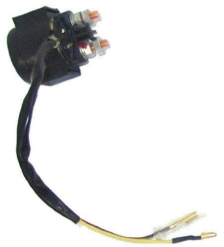 - SOLENOID / RELAY (2 wires) for Chinese made 110cc, 125cc, 150cc, 200cc, 250cc, 300cc ATV, Dirt Bike, Pocket Bike, Chopper, Scooter, Go-Kart