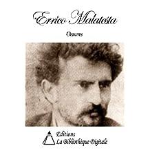 Oeuvres de Errico Malatesta (French Edition)