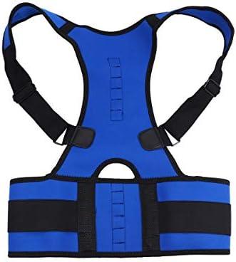 Healifty Korrektur Der Rückenhaltung für Frauen Männer Schulter Und Nacken (Größe Xl)