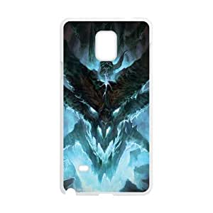 World Of Warcraft Game 51 Samsung Galaxy Note 4 Cell Phone Case White DIY Ornaments xxy002-3677490