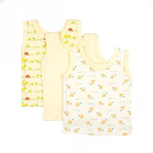 OSHI Baby Pack Sleeveless Undershirt