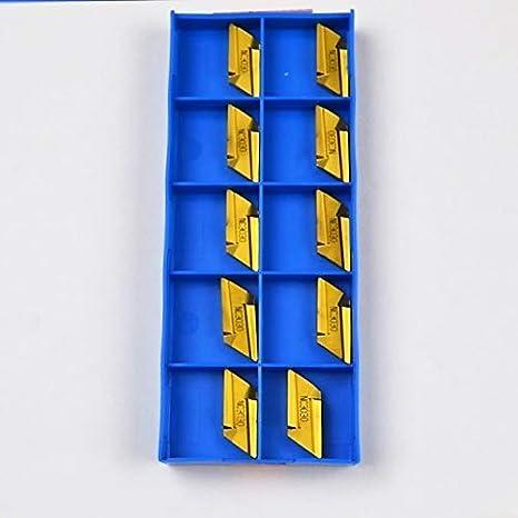 Gr/ö/ße : KNUX160405R11 KNUX 160405 ersetzt SCHNEIDWERKZEUG KNUX160405R-11 NC3030 Wendeschneidplatten Stahl DREHWERKZEUG KNUX160405R KNUX160405L KANGF-TOOL