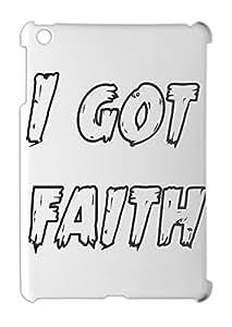 I got faith iPad mini - iPad mini 2 plastic case
