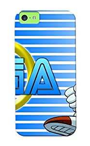 Snap-on Sonic The Hedgehog Sega Entertainment Case Cover Skin Series Compatible With Iphone 5c