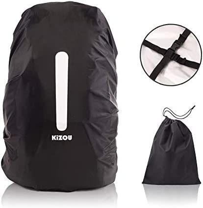 KiZOU Backpack Rain Cover Directional product image