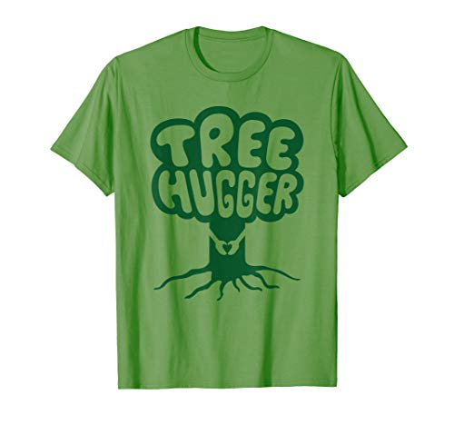 (Tree Hugger Shirt for Whole Family, Kids and Adults)